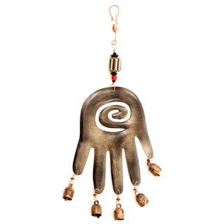 Hand of Love Wind Chime (India)