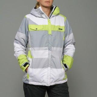 Zonal Women's 'Surface' Tender Shoots Snowboard Jacket