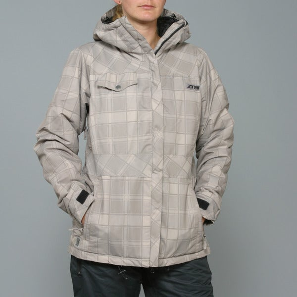 Zonal Women's 'Tavern' Hemp Snowboard Jacket