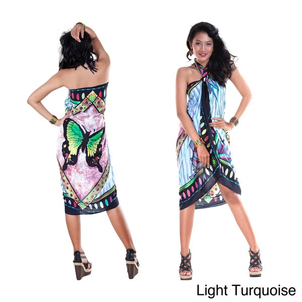 Butterfly Sarong in your choice of Color (Indonesia)