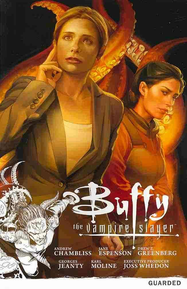 Buffy the Vampire Slayer Season 9, 3: Guarded (Paperback)