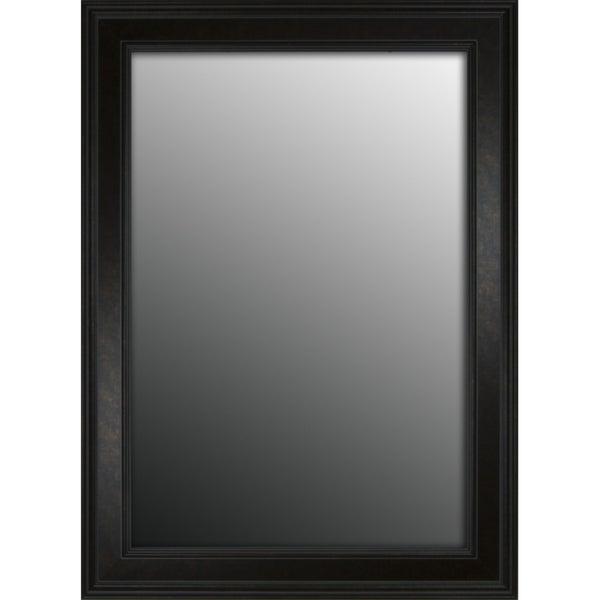 30x42 Cappuccino Copper Bronze Mirror
