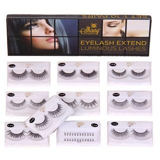 Shany Cosmetics Eyelash Extend Luminous Lashes Assorted Reusable Eyelashes (Thin Collection)