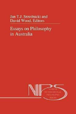 Essays on Philosophy in Australia (Paperback)