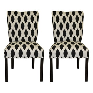 Sole Designs Julia Chaz Dining Chairs (Set of 2)