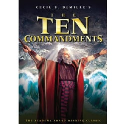 The Ten Commandments (Restoration Version) (DVD)