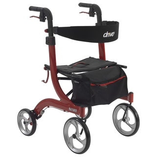 Drive Medical Nitro Euro Style Rollator Walker