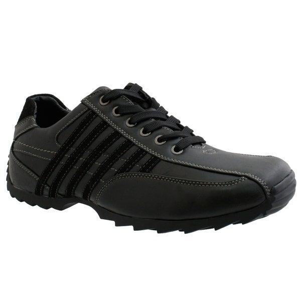 GBX Men's Black Sneakers