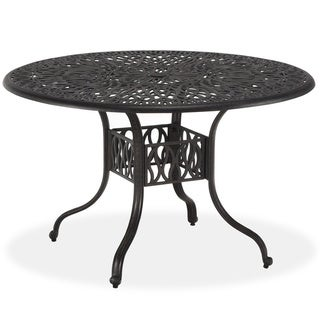 Floral Blossom 42-inch Round Dining Table