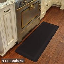Chic Comfort Solid Cushion Mat (1'6 x 3')