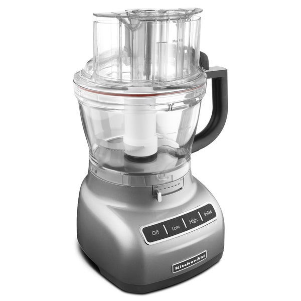 KitchenAid RKFP1333CU Contour Silver 13-cup Food Processor (Refurbished)
