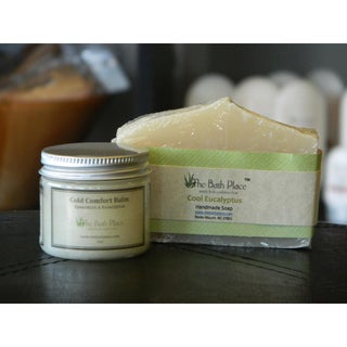Cold Comfort Basics Soap and Balm Kit