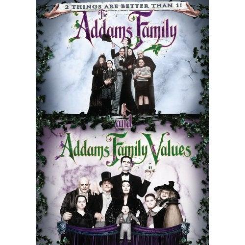 Addams Family/Addams Family Values (DVD)