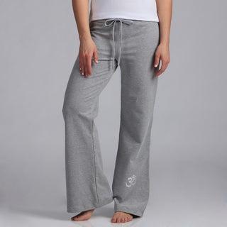 Yogacara Light Grey French Terry Pants