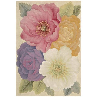 Hand-Tufted Tropical Multi Rug