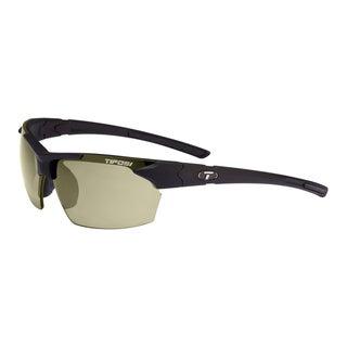 Tifosi Glasses Jet Matte Black with GT Lens