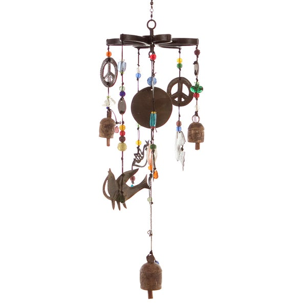Peace is All We Want Wind Chime (India)