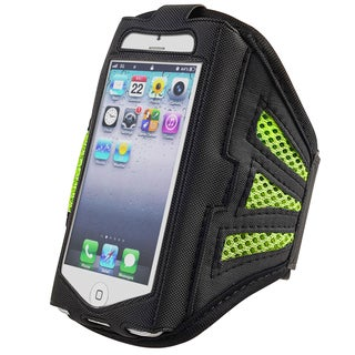 INSTEN Sportband for Apple iPhone 5/ iPod Touch Generation 5/ 5S