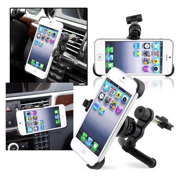 BasAcc Car Air Vent Phone Holder for Apple® iPhone 5