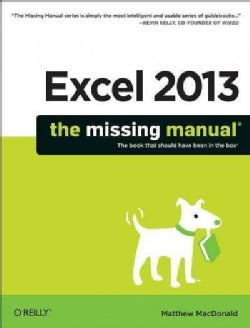 Excel 2013: The Missing Manual (Paperback)