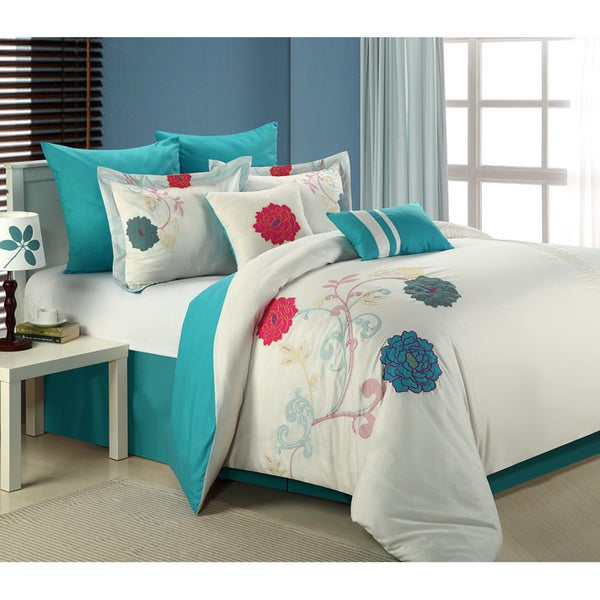 Ashley 8-piece Comforter Set