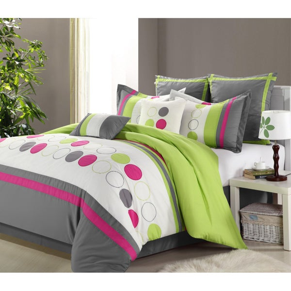 Sporty 8-piece Comforter Set