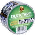 "Licensed Duck Tape 1.88"" Wide 10 Yard Roll-Justin Bieber"