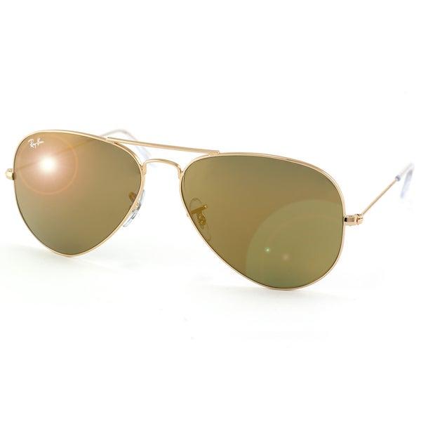 Ray-Ban Unisex RB3025 Aviator Sunglasses