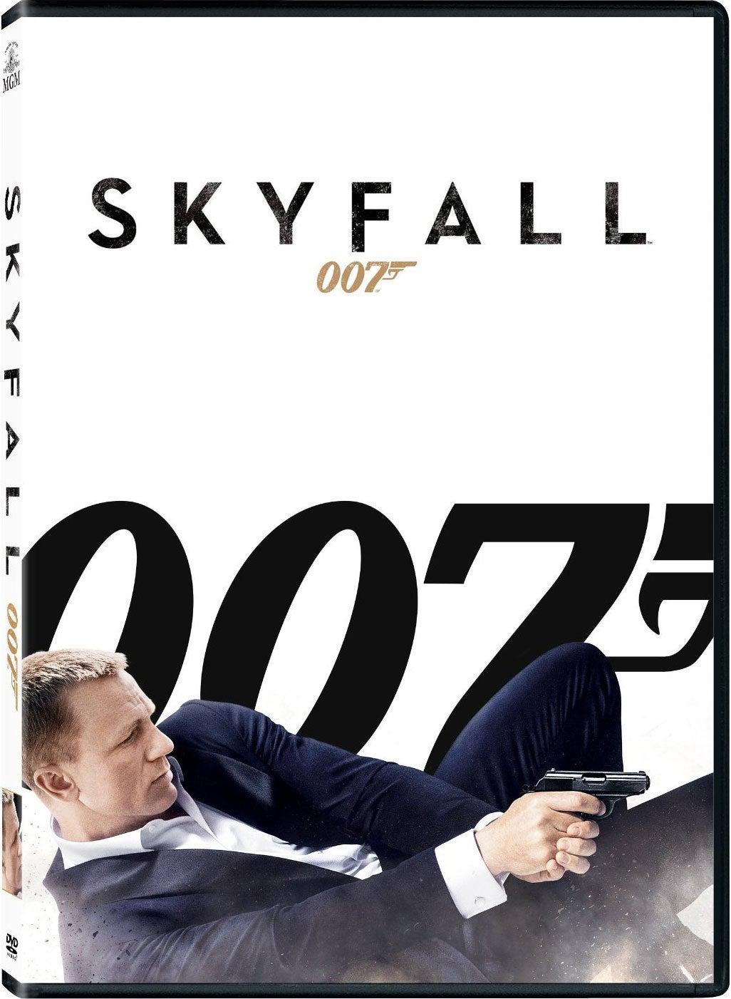 Skyfall - James Bond 007 (DVD)