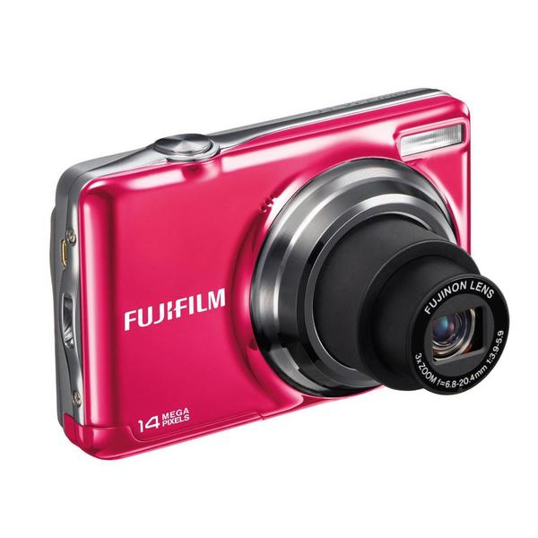 Fujifilm JV300 14MP Pink Digital Camera