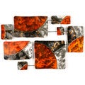 Iron Werks Abstraction Wall Sculpture