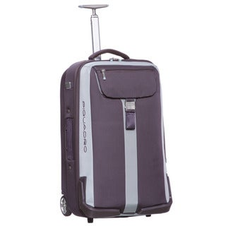 Piquadro 26-inch Wheeled Upright With Garment Sleeve