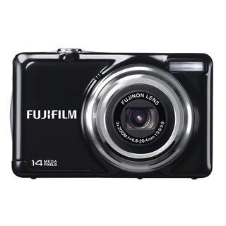 Fujifilm JV300 14MP Black Digital Camera
