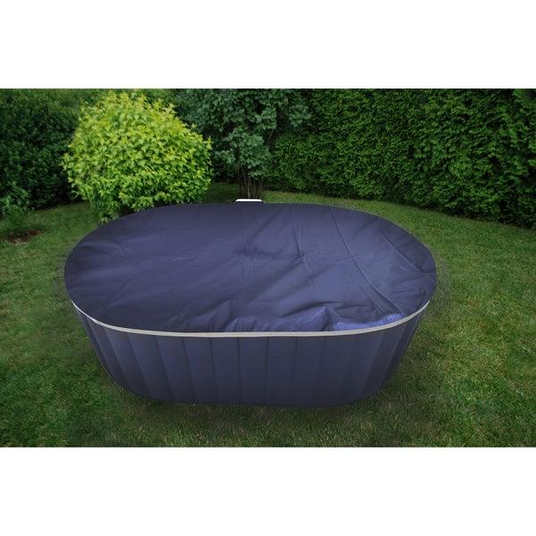 TheraPureSpa Portable Inflatable Hot Tub