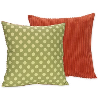 Sweet JoJo Designs Forest Friends 16-inch Reversible Decorative Throw Pillow