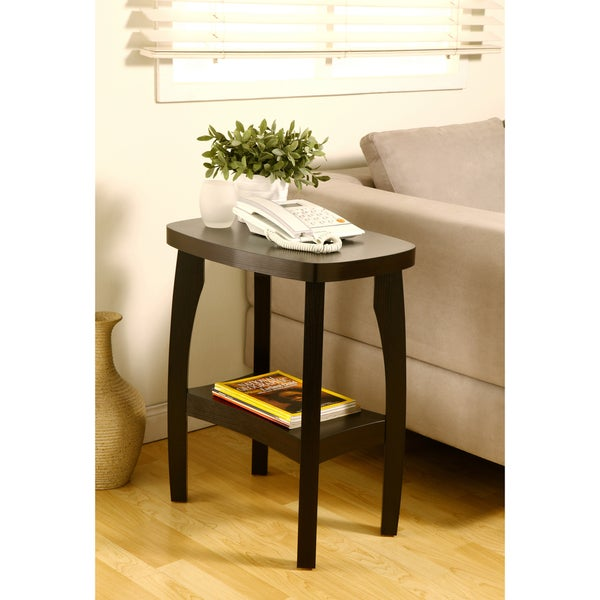 Furniture of America Jeraldine Contemproary End Table