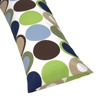 Sweet Jojo Designs Designer Dot Body Pillow Case