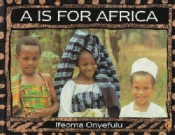 A Is for Africa (Paperback)