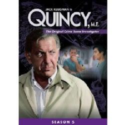 Quincy, M.E.: Season 5 (DVD)
