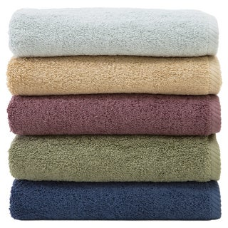 Authentic Soft Twist Hotel and Spa Turkish Cotton Hand Towel (Set of 4)