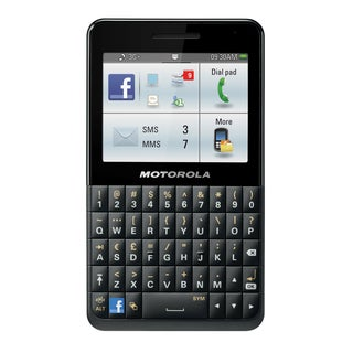 Motorola MOTOKEY Social GSM Unlocked Cell Phone