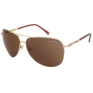 Kenneth Cole Reaction KC1098 Men's Aviator Sunglasses