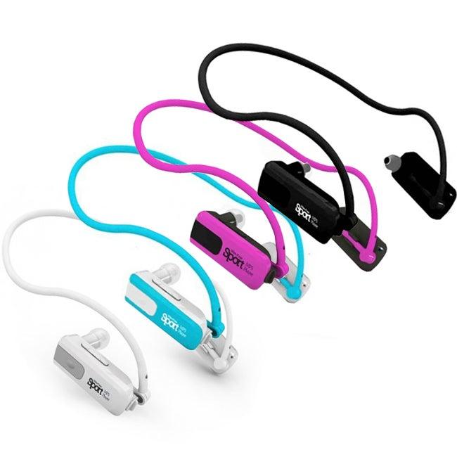 Impecca MPWH40 Wireless Sports MP3 Player