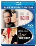 Diclosure/Fatal Attraction (Blu-ray Disc)