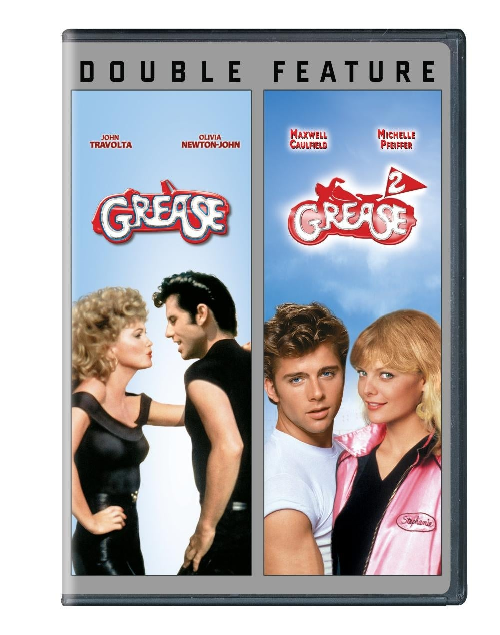 Grease/Grease 2 (DVD)