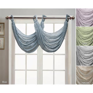 Bryce Collection Grommet-style Valance