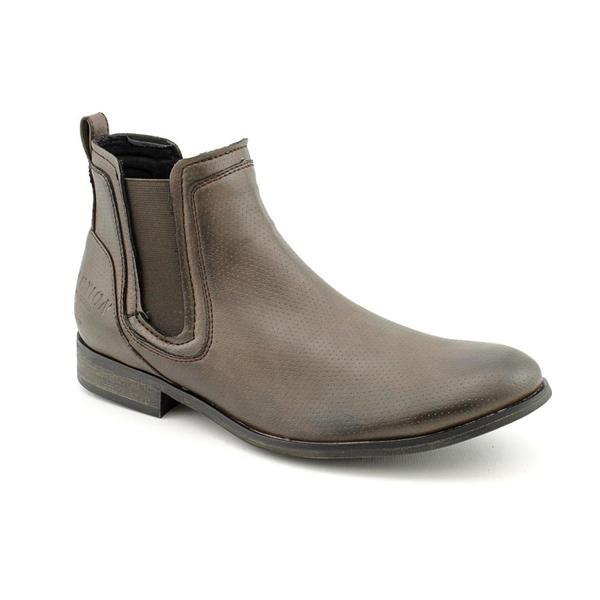 Kenneth Cole Reaction Men's 'Slot Car' Leather Boots