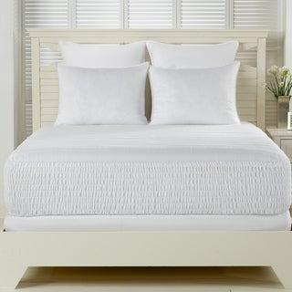 Beautyrest 300 Thread Count Egyptian Cotton Mattress Pad