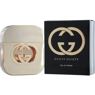 Gucci 'Guilty' Women's 1-ounce Eau de Toilette Spray