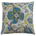 Jiti Pillows 24-inch 'Amaryllis' Decorative Pillow